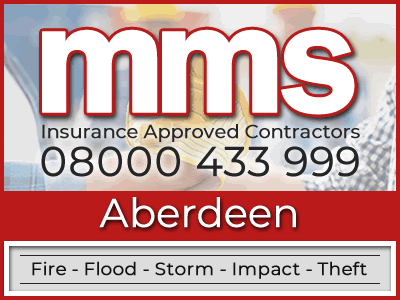 Insurance approved builders in Aberdeen