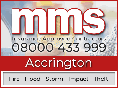 Insurance approved builders in Accrington