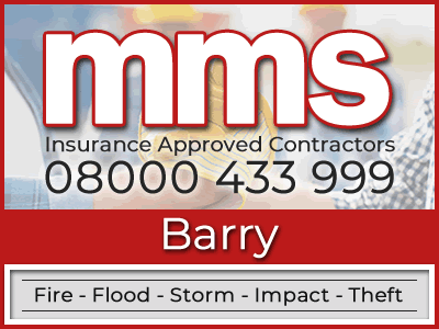 Insurance approved builders in Barry