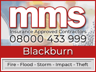 Insurance approved builders in Blackburn