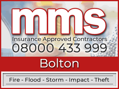Insurance approved builders in Bolton