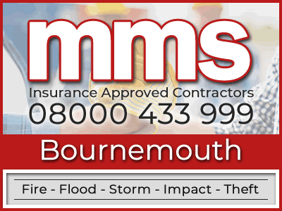 Insurance approved builders in Bournemouth