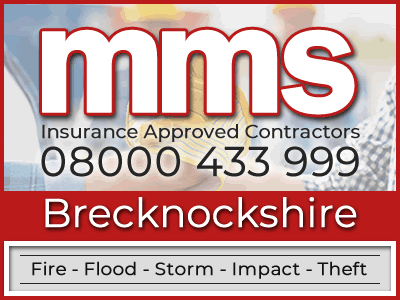 Insurance approved builders in Brecknockshire