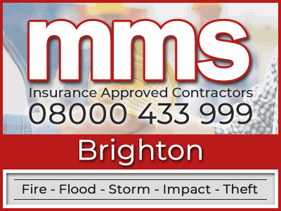 Insurance approved builders in Brighton