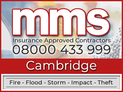 Insurance approved builders in Cambridge