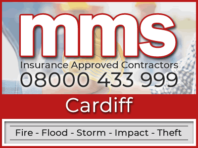 Insurance approved builders in Cardiff