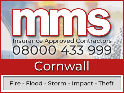Insurance approved builders in Cornwall