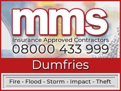 Insurance approved builders in Dumfries