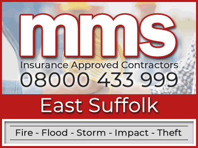 Insurance approved builders in East Suffolk