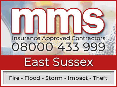 Insurance approved builders in East Sussex
