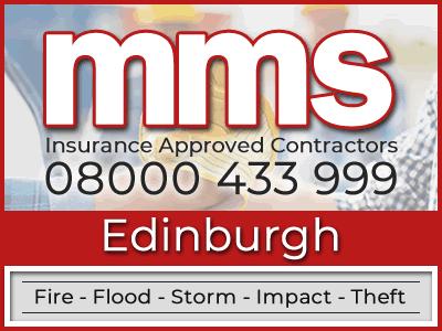 Insurance approved builders in Edinburgh
