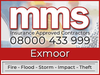 Insurance approved builders in Exmoor