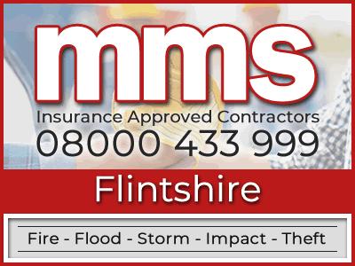Insurance approved builders in Flintshire