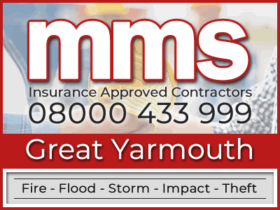 Insurance approved builders in Great Yarmouth