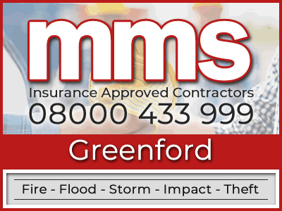 Insurance approved builders in Greenford
