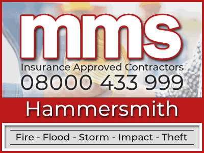 Insurance approved builders in Hammersmith