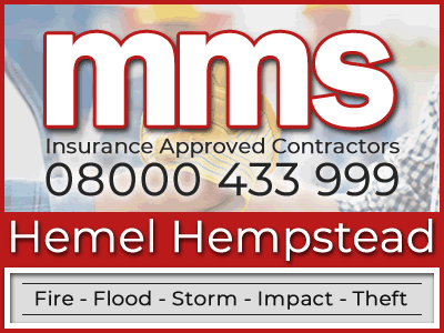 Insurance approved builders in Hemel Hempstead