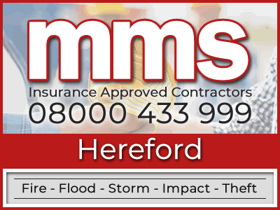 Insurance approved builders in Hereford