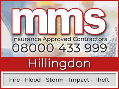 Insurance approved builders in Hillingdon