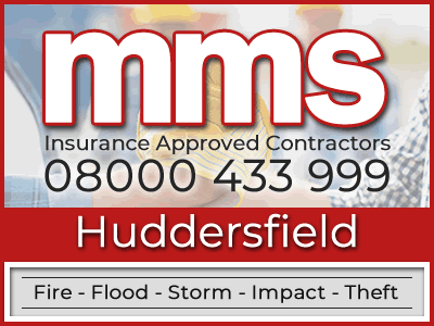 Insurance approved builders in Huddersfield
