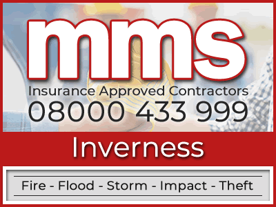 Insurance approved builders in Inverness