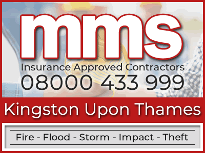 Insurance approved builders in Kingston Upon Thames