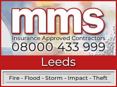 Insurance approved builders in Leeds