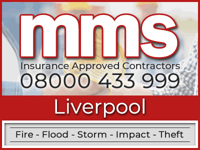 Insurance approved builders in Liverpool
