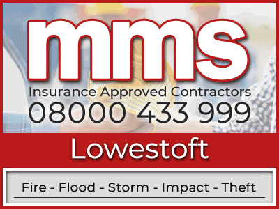 Insurance approved builders in Lowestoft
