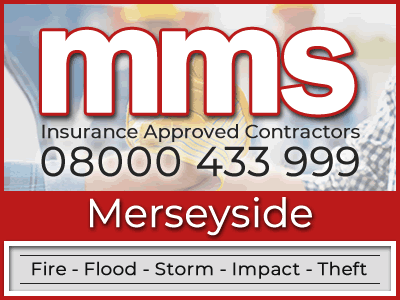Insurance approved builders in Merseyside