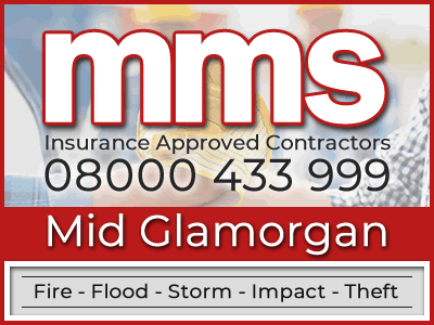 Insurance approved builders in Mid Glamorgan