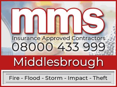 Insurance approved builders in Middlesbrough