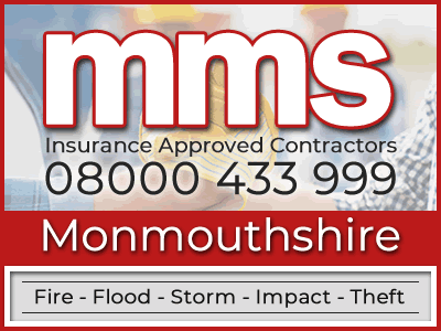 Insurance approved builders in Monmouthshire