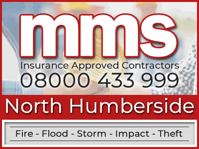Insurance approved builders in North Humberside