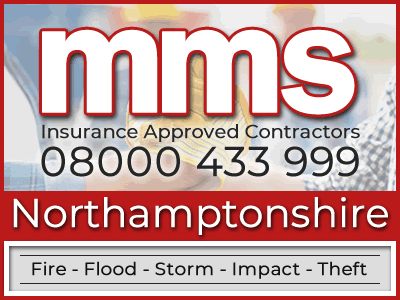 Insurance approved builders in Northamptonshire
