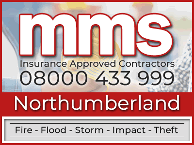 Insurance approved builders in Northumberland