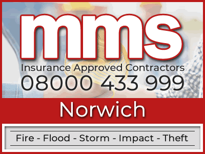 Insurance approved builders in Norwich