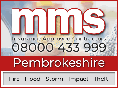 Insurance approved builders in Pembrokeshire