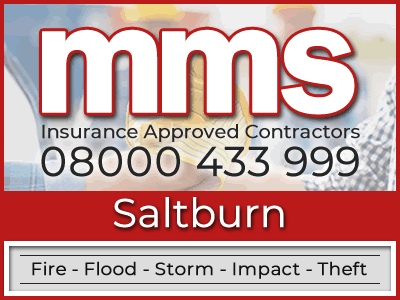 Insurance approved builders in Saltburn