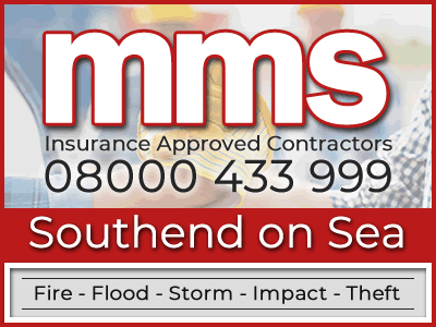 Insurance approved builders in Southend on Sea