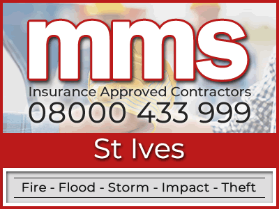 Insurance approved builders in St Ives