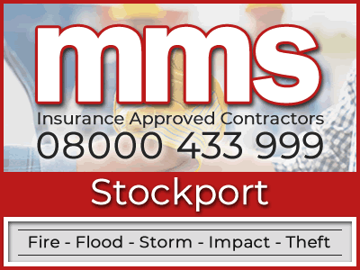 Insurance approved builders in Stockport