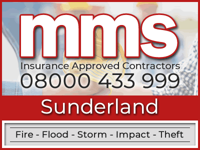 Insurance approved builders in Sunderland