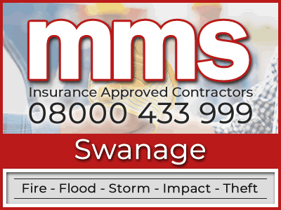 Insurance approved builders in Swanage
