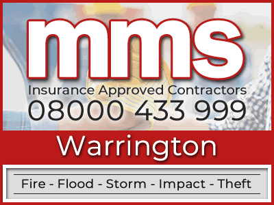 Insurance approved builders in Warrington