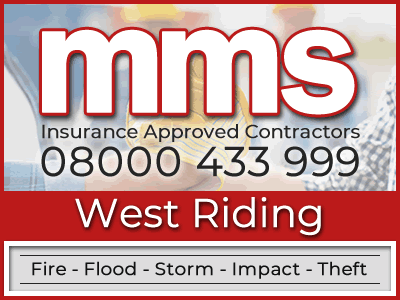 Insurance approved builders in West Riding