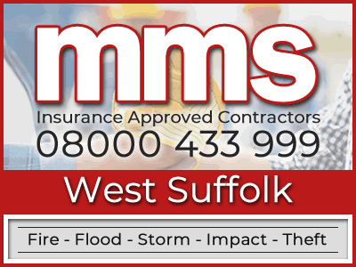 Insurance approved builders in West Suffolk