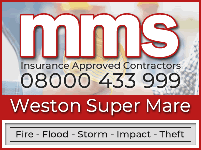 Insurance approved builders in Weston Super Mare