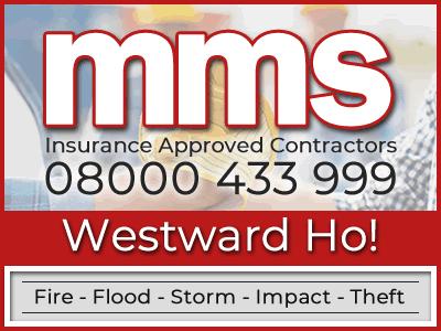 Insurance approved builders in Westward Ho!