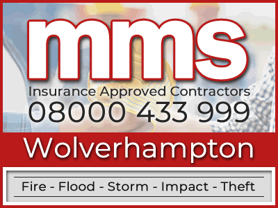 Insurance approved builders in Wolverhampton
